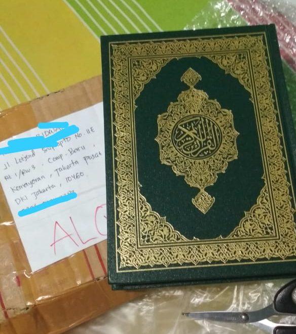 Jual Quran Madinah